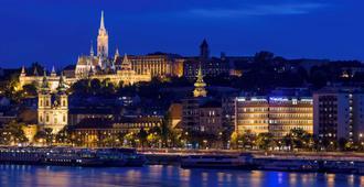 Novotel Budapest Danube - בודפשט - נוף חיצוני