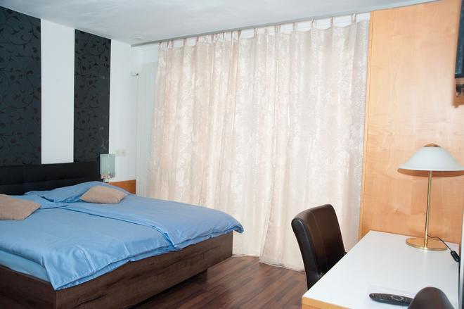 White Horse Hotel Basel - Basel - Bedroom