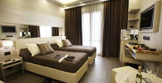 Hotel Trapani In - טרפאני - חדר שינה