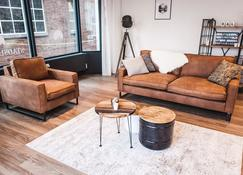 Stadslogies in Leeuwarden - Leeuwarden - Living room