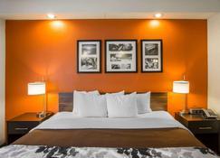 Sleep Inn Nashville Brentwood Cool Springs - Brentwood - Bedroom