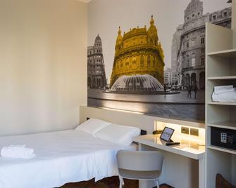 B&B Hotel Genova - Genova - Soveværelse