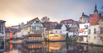 Hotel Nepomuk - Bamberg - Vista del exterior