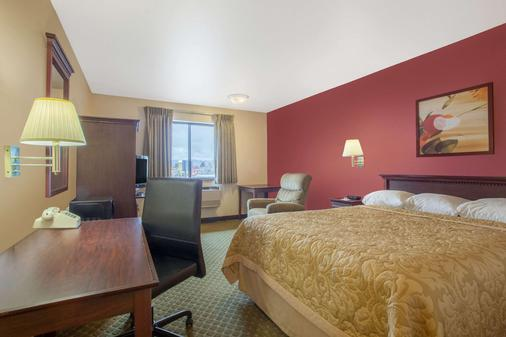 Super 8 by Wyndham Butte MT - Butte - Bedroom