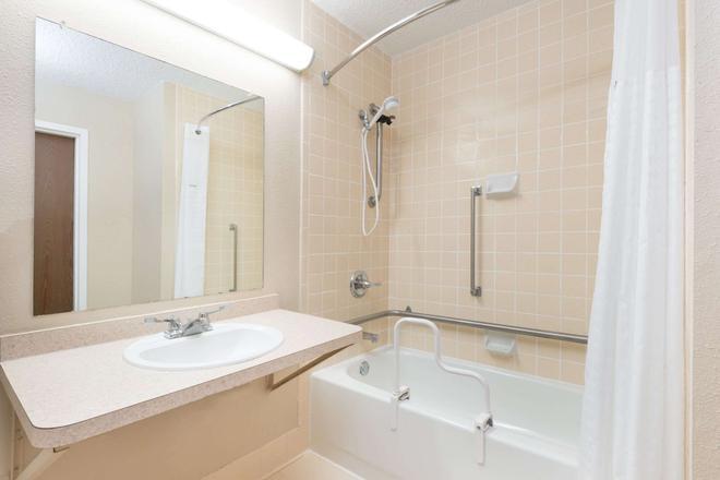 吉萊特戴斯酒店 - 吉列 - 吉列 - 浴室