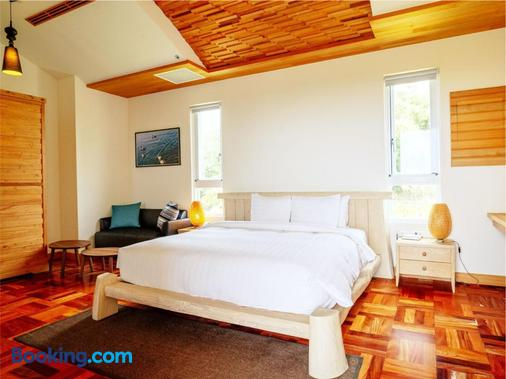 Bay Forest Boutique Hotel - Hengchun - Bedroom