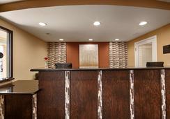 Best Western Green Tree Inn - Clarksville - Rezeption