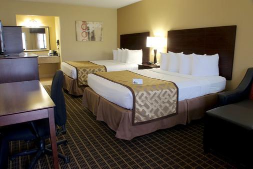 Best Western Green Tree Inn - Clarksville - Schlafzimmer