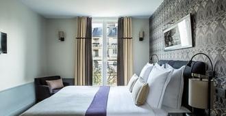 Hotel Aiglon - Paris - Soveværelse