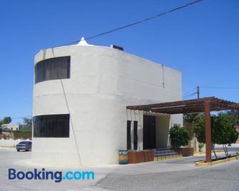 Hotel Paraiso del Desierto - Puerto Penasco - Edificio