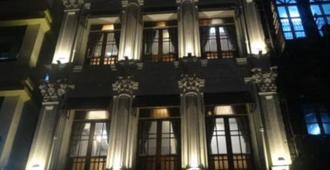 Hotel @ Yangon Heritage - Rangoon - Bâtiment