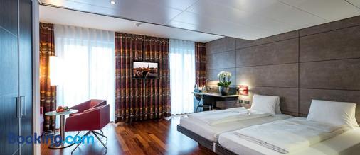Hotel Sternen Oerlikon - Zurich - Bedroom