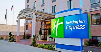 Holiday Inn Express Brooklyn - Brooklyn - Byggnad