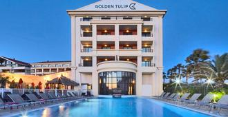 Golden Tulip Villa Massalia - Marseille - Building