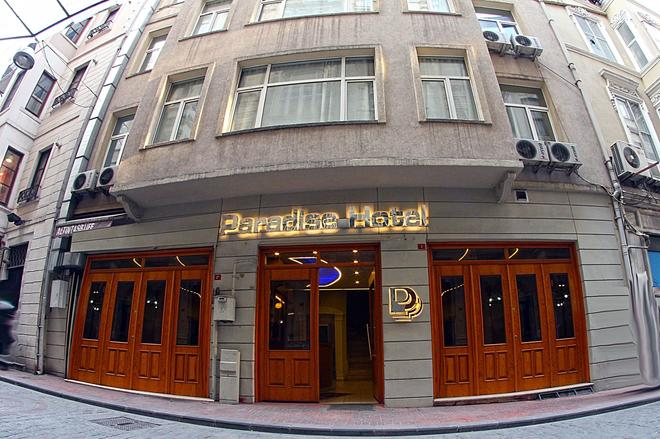 Paradise Hotel - Istanbul - Building