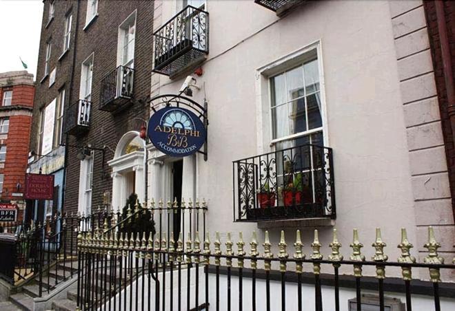 Adelphi Guesthouse - Dublin - Building