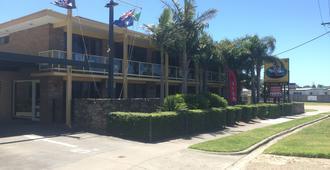 Abel Tasman Waterfront Motel - Lakes Entrance - Κτίριο