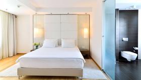 Belgrade Art Hotel - Belgrade - Bedroom