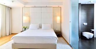 Belgrade Art Hotel - בלגרד - חדר שינה