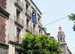 Hotel Amigo Suites - Ciudad de México - Vista del exterior