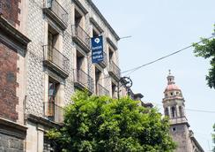 Hostal Amigo Suites - Mexico City - Outdoor view
