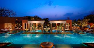 Itc Mughal, A Luxury Collection Resort & Spa, Agra - Agra - Pool