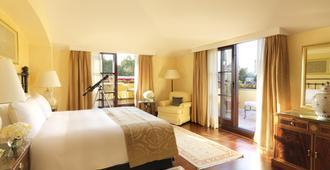 Four Seasons Hotel Istanbul at Sultanahmet - Istanbul - Bedroom