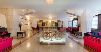 Fh55 Grand Hotel Palatino - Rome - Lobby