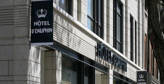 Hotel Le Dauphin Montreal Centre Ville - Montréal - Edificio