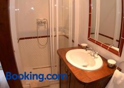 Levendula Porta és Pajtaszínház - Orfu - Bathroom