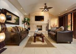 Oro Del Sol 20 - Tamarindo - Sala de estar