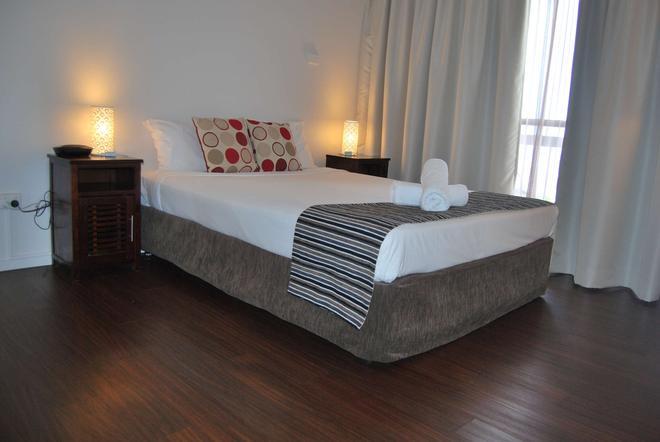 凱恩斯廣場飯店 - 凱恩斯 - 臥室