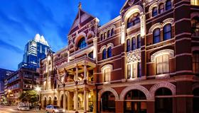 The Driskill - in The Unbound Collection by Hyatt - Austin - Toà nhà