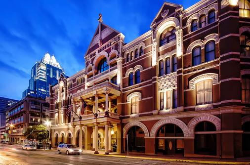 The Driskill - in The Unbound Collection by Hyatt - Austin - Building