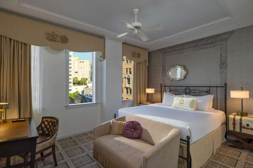The Driskill - in The Unbound Collection by Hyatt - Austin - Bedroom