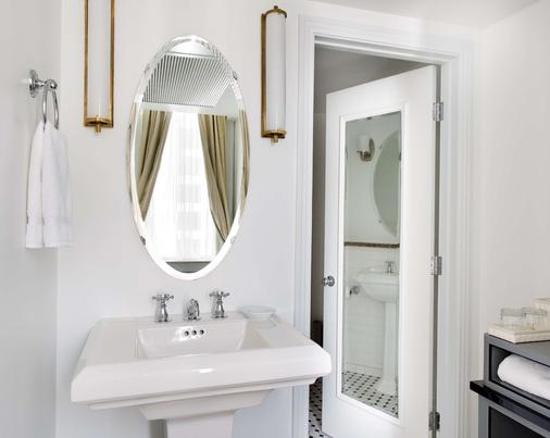 The Driskill - in The Unbound Collection by Hyatt - Austin - Bathroom