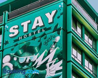 Stay Hybrid Hostel - Thessaloniki - Building