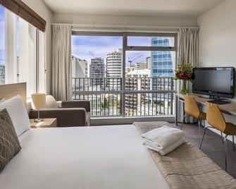 Auckland Harbour Suites - Auckland - Soveværelse