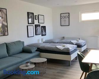 Deluxe Apartments Messe Flughafen - Leinfelden-Echterdingen - Chambre