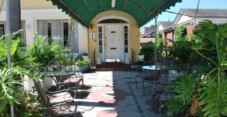 The Inn On Third - St. Petersburg - Patio
