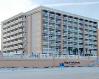Hampton Inn Daytona Shores-Oceanfront - Daytona Beach Shores - Building