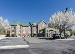 Comfort Inn Wytheville - Fort Chiswell - Wytheville - Rakennus