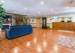Comfort Inn Wytheville - Fort Chiswell - Wytheville - Lobby