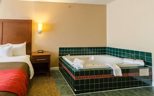 Comfort Inn Wytheville - Fort Chiswell - Wytheville - Bathroom