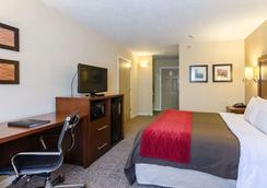 Comfort Inn Wytheville - Fort Chiswell - Wytheville - Bedroom