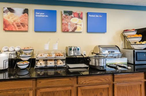 Comfort Inn Wytheville - Fort Chiswell - Wytheville - Buffet