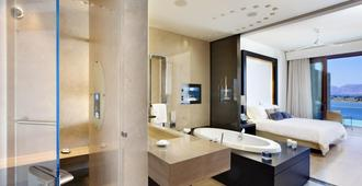 Nafplia Palace Hotel & Villas - Nafplion - Schlafzimmer