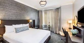 Handlery Union Square Hotel - סן פרנסיסקו - חדר שינה
