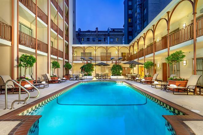 Handlery Union Square Hotel - San Francisco - Piscina
