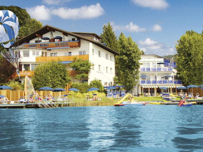 Barry Memle Lake Side Resort - Velden am Wörthersee - Building